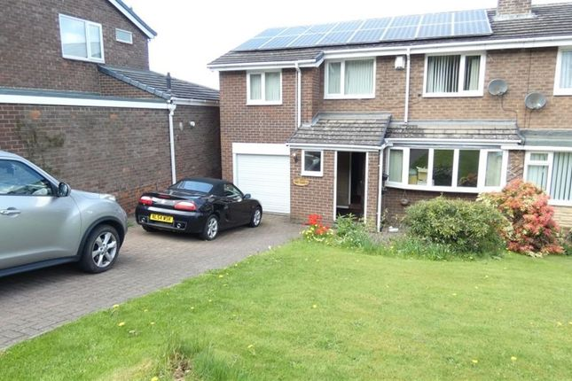 Semi-detached house to rent in Western Avenue, Prudhoe