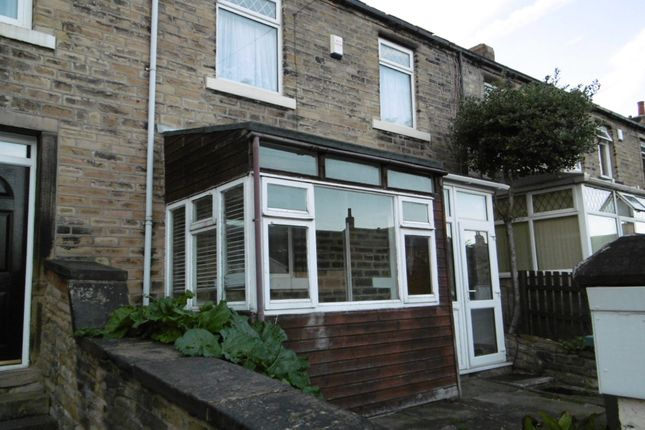 Thumbnail Terraced house to rent in West Place, Moldgreen, Huddersfield