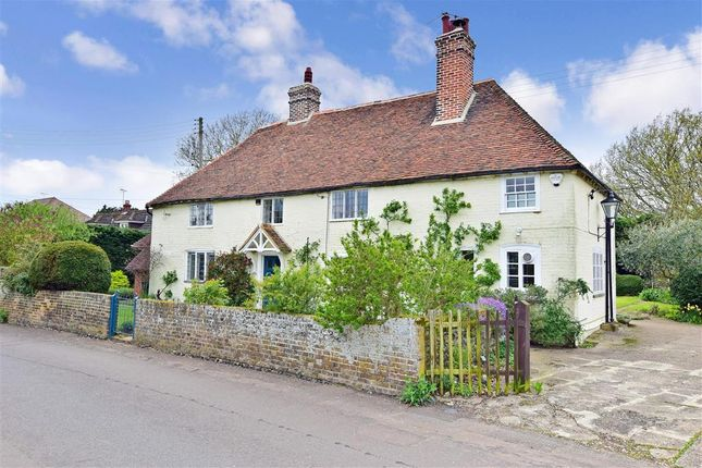 Thumbnail Detached house for sale in The Street, Hartlip, Sittingbourne, Kent