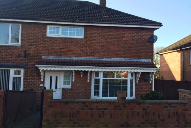 Thumbnail Semi-detached house for sale in Pine Tree Crescent, Shildon