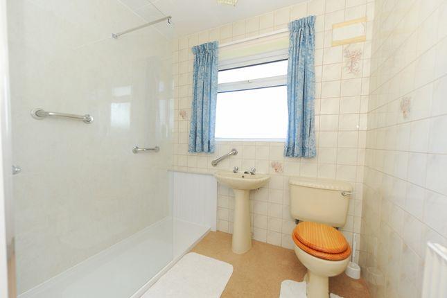 Shower Room of Longedge Lane, Wingerworth, Chesterfield S42