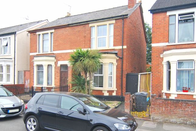 Thumbnail Semi-detached house for sale in Hatherley Road, Gloucester