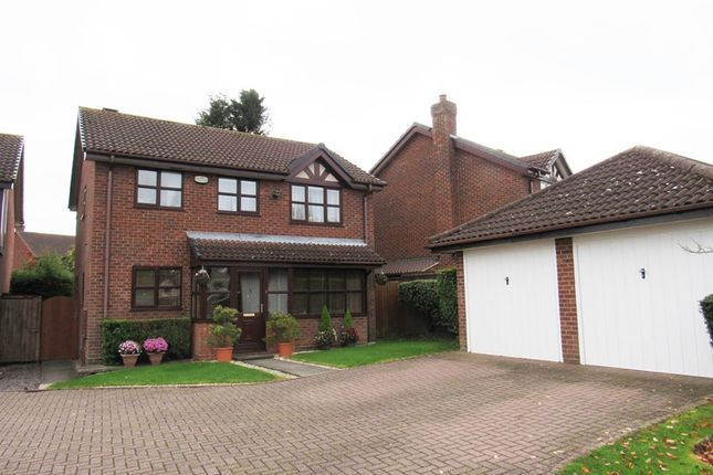 Thumbnail Detached house for sale in Whitford Drive, Monkspath, Solihull