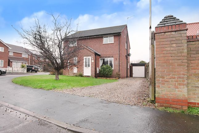 2 bed semi-detached house for sale in Barleycroft, Hemsby, Great Yarmouth NR29