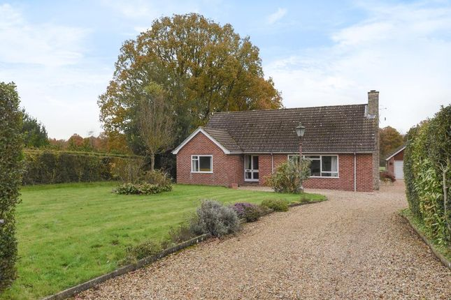 Thumbnail Detached bungalow for sale in Lower Green, Hungerford
