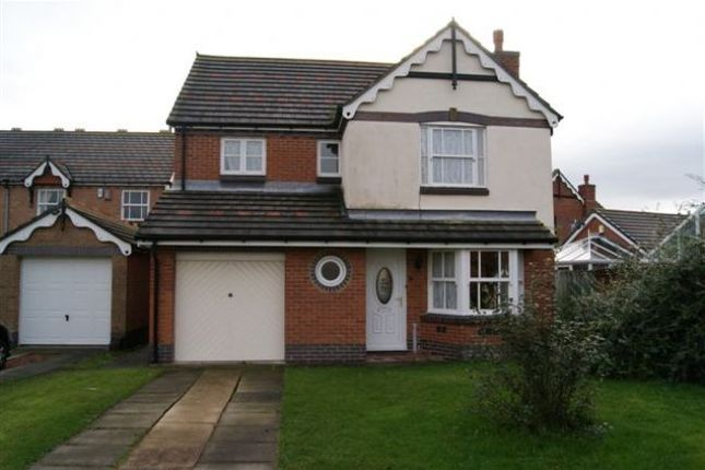 Thumbnail Detached house to rent in Glendford Place, South Beach, Blyth
