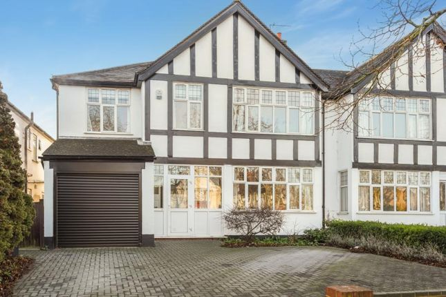 Thumbnail Semi-detached house for sale in Park Avenue, Bromley