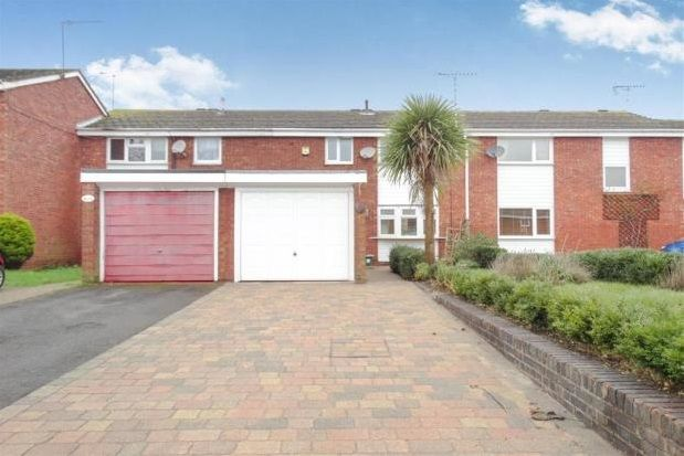 Thumbnail Terraced house to rent in Magnolia Close, Witham