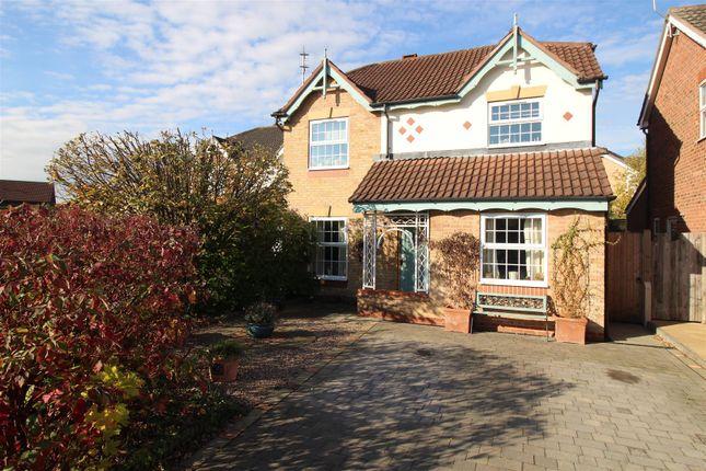 Thumbnail Detached house for sale in Ferguson Close, Beeston, Nottingham
