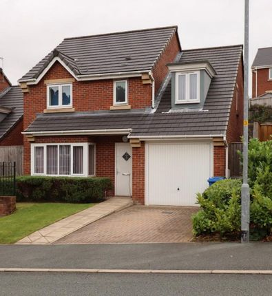 4 bed detached house to rent in Viner Way, Hyde SK14