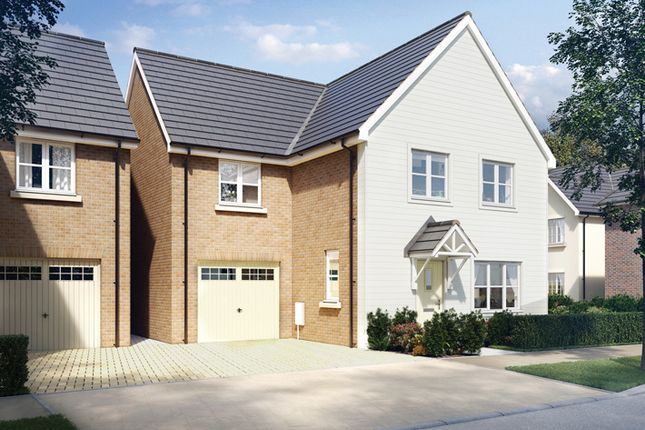 "Thumbnail Property for sale in ""Monksfield"" at Welton Lane, Daventry"