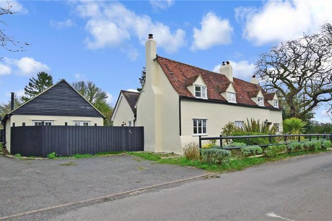 Thumbnail Cottage for sale in School Lane, High Laver, Ongar, Essex