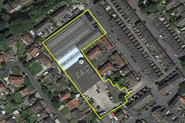 Thumbnail Industrial for sale in King Street, Pontefract