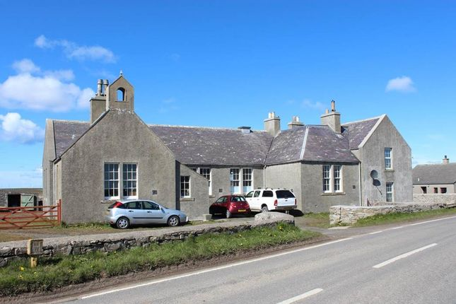 Thumbnail Detached house for sale in Deerness, Orkney