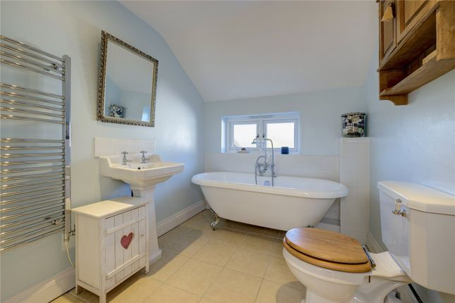Bathroom of Satwell, Rotherfield Greys, Henley-On-Thames, Oxfordshire RG9