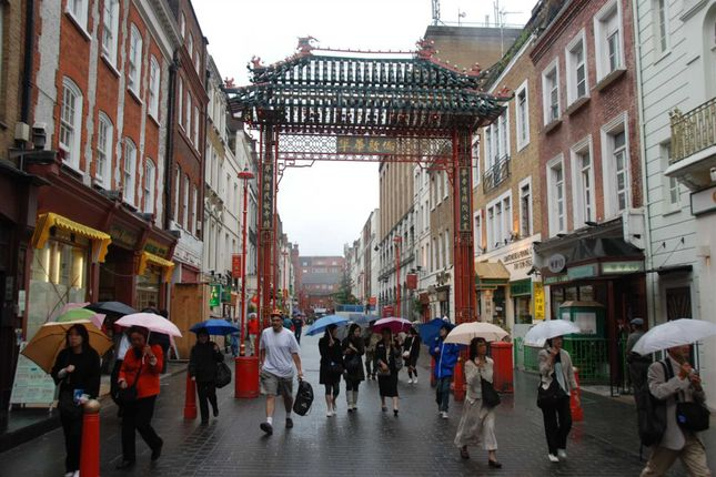 Thumbnail Restaurant/cafe to let in Gerrard Street, Chinatown