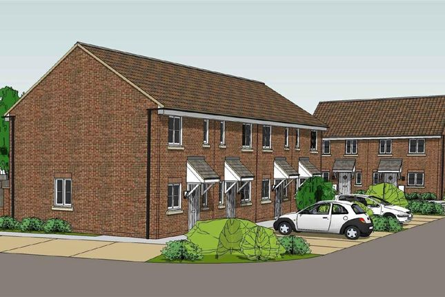 CGI Street View of Woodroffe Square, Calne, Wilts SN11