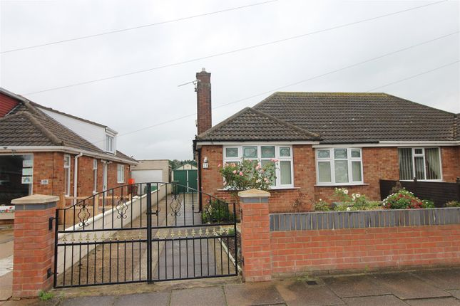Thumbnail Semi-detached bungalow for sale in Philip Avenue, Cleethorpes