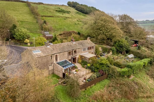 Thumbnail Cottage for sale in Clough Road, Slaithwaite, Huddersfield