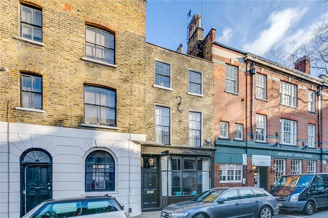 Thumbnail Terraced house for sale in Yardley Street, London