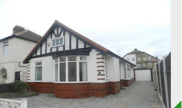 Front Elevation of Coronation Road, Thornton Cleveleys FY5