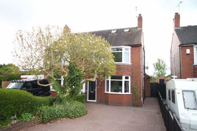 3 bed semi-detached house for sale in Parkside, Madeley, Crewe CW3