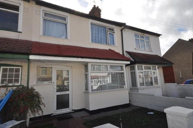 Thumbnail Terraced house for sale in Lewis Road, Mitcham/ Colliers Wood Borders