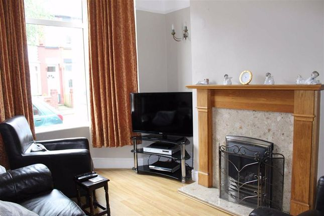 Lounge of Field Bank Grove, Levenshulme, Manchester M19
