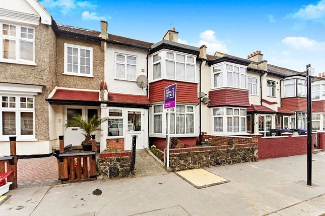 Thumbnail 3 bed terraced house for sale in Lyndhurst Road, Thornton Heath