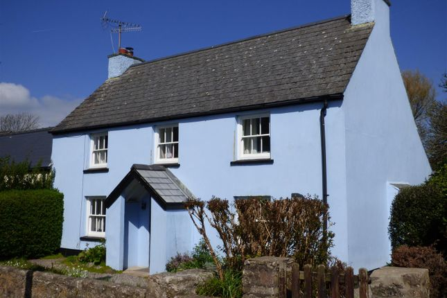 Exterior Front of Angle Village, Angle, Pembroke SA71