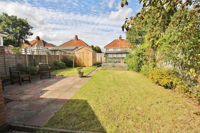 Thumbnail Semi-detached house to rent in Luckham Road, Charminster, Bournemouth