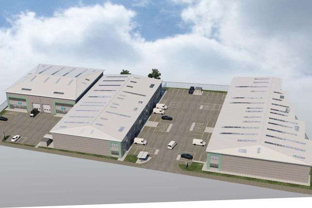 Thumbnail Industrial to let in Unit 6 Trade City, Montrose Road, Chelmsford