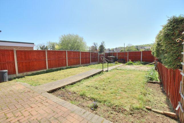Normanby - Rear Garden