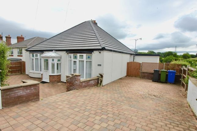 Thumbnail Detached bungalow for sale in Glascoed Road, St. Asaph