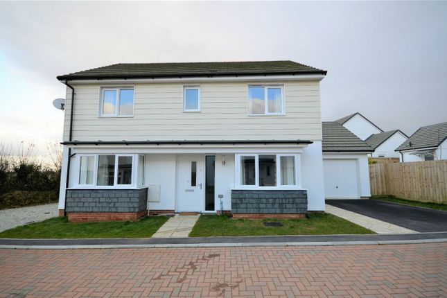 Thumbnail Detached house for sale in Carvinack Meadows, Shortlanesend, Truro, Cornwall
