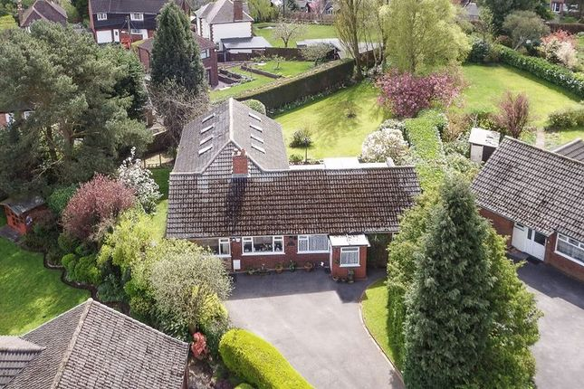 Thumbnail Detached bungalow for sale in Overdale Place, Leek