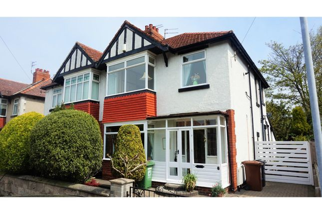 Thumbnail Semi-detached house for sale in Eltringham Road, Hartlepool
