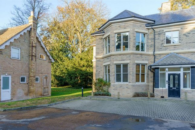 2 bed flat for sale in The Elms, Thicket Road, Houghton, Huntingdon PE28