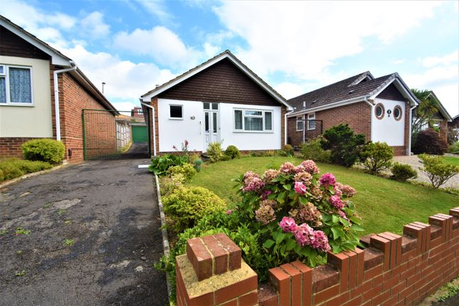 Thumbnail Detached bungalow for sale in Willow Tree Walk, Southampton