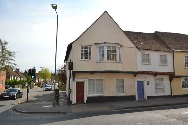 Thumbnail End terrace house for sale in East Hill, Colchester, Essex