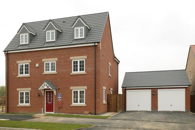 Thumbnail Detached house for sale in Off Hallam Fields Road, Birstall