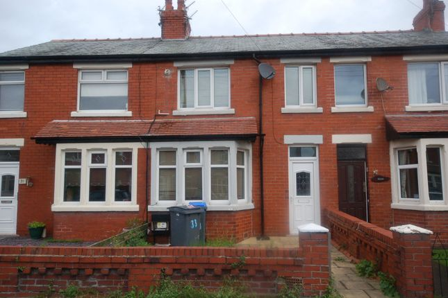 2 bed terraced house to rent in Macauley Avenue, Blackpool FY4