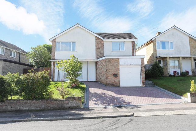 Thumbnail Detached house for sale in The Ridgeway, River, Dover