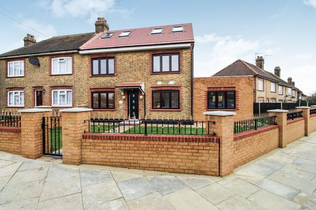 Thumbnail Semi-detached house for sale in Fryent Grove, Kingsbury, London