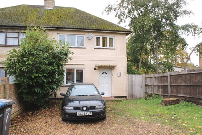 Thumbnail Semi-detached house to rent in Bills Included, Laburnum Place, Englefield Green