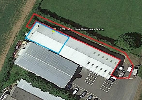 Thumbnail Light industrial to let in 2C, Polhilsa Business Park, Callington, Cornwall