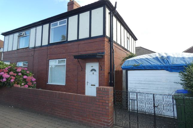 Thumbnail Semi-detached house to rent in Disraeli Street, Blyth