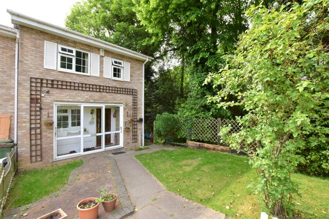 Thumbnail End terrace house for sale in Heather Gardens, Sutton