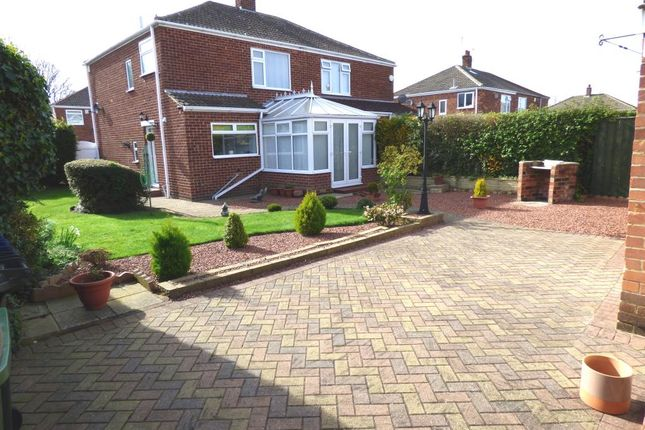 Thumbnail Semi-detached house for sale in Blantyre Road, Normanby, Middlesbrough
