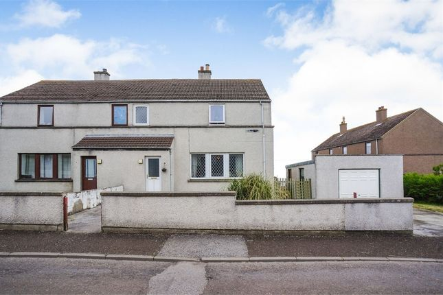 Thumbnail Semi-detached house for sale in Shelligoe Road, Lybster, Highland